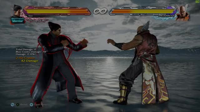 Watch and share Tekken GIFs by RG4 on Gfycat