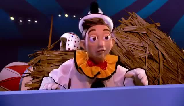 Watch and share LazyTown I Welcome To The Circus! Music Video GIFs on Gfycat