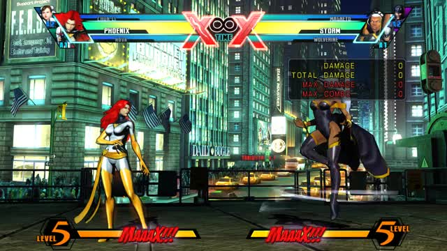Watch and share Dark Phoenix GIFs and Umvc3 Ex GIFs by presidentmagikarp on Gfycat
