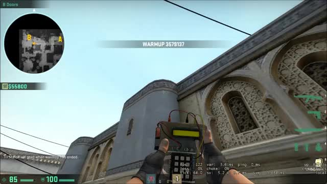 Watch and share Bomb Stuck Spot On De_dust2 Middle GIFs by grillex on Gfycat