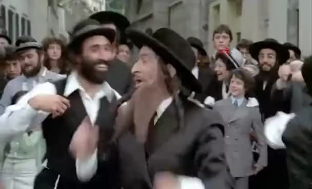 Watch and share Rabbi Jacob, Y Va Danser ! GIFs on Gfycat
