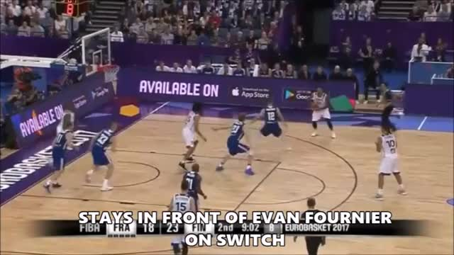 Watch and share Fournier Markkanen Defense GIFs by hungarianjordan on Gfycat