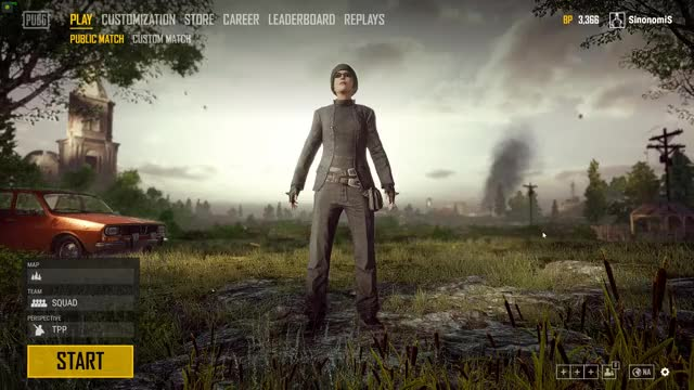 Watch and share PLAYERUNKNOWN'S BATTLEGROUNDS 2018.05.05 - 19.29.04.01 GIFs by Simon on Gfycat