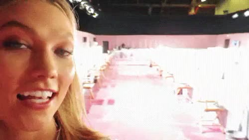 Watch and share Karlie Kloss Edit GIFs and Victoria's Secret GIFs on Gfycat