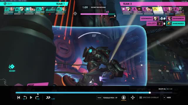 Watch and share Overwatch 2020-05-13 02-34-55 GIFs on Gfycat