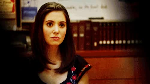 Watch and share Gillian Jacobs GIFs and Alison Brie GIFs on Gfycat