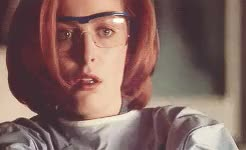 Watch and share Dana Scully GIFs and The X Files GIFs on Gfycat
