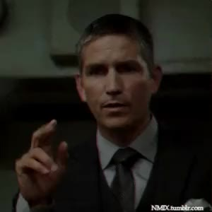 Watch and share Willard Hobbes GIFs and Jim Caviezel GIFs on Gfycat