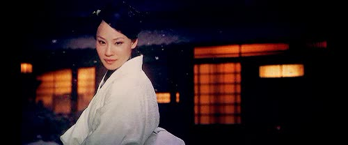 Watch and share Lucy Liu GIFs on Gfycat