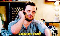 Watch and share Jake Johnson GIFs and Goodnight GIFs on Gfycat