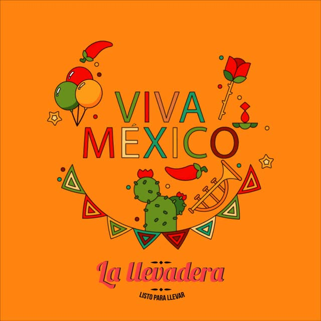 Watch and share Viva-México-Llevadera GIFs by Susy Rubio on Gfycat