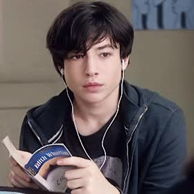 Watch and share Ezra Miller GIFs and Celebs GIFs on Gfycat