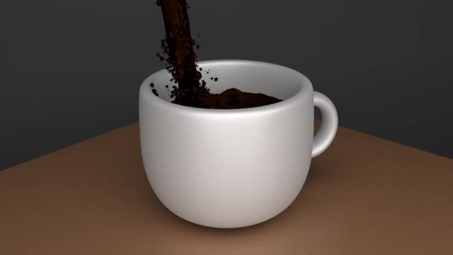 Watch Coffee Simulation GIF by EmotionlessVR (@emotionlesssarcasm) on Gfycat. Discover more blender, coffee, simulation GIFs on Gfycat
