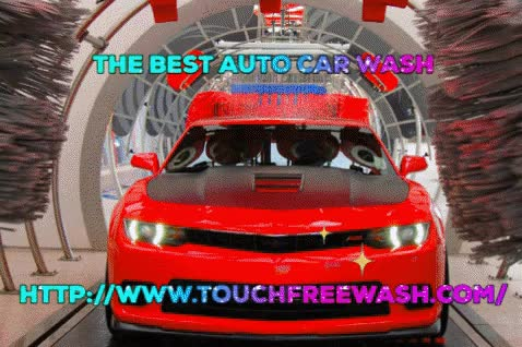 Watch and share Touch Less Car Wash GIFs and Auto Car Wash GIFs by kevinbrown2590 on Gfycat
