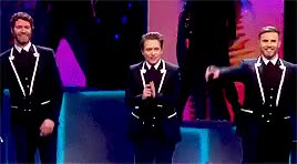 Watch Gary Barlow GIF on Gfycat. Discover more SO MANY PRECIOUS MOMENTS, gary barlow, howard donald, mark owen, take that, these days, tonight i've fallen and i can't get up, ttiii, ttonxfactor, x factor GIFs on Gfycat