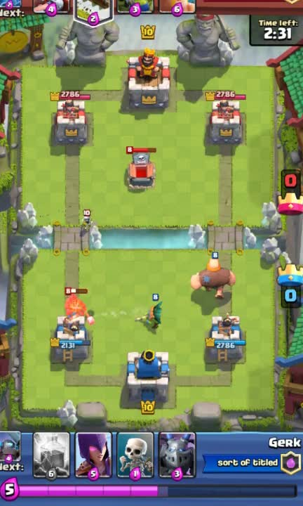 Watch and share Clash Royale GIFs and Clashroyale GIFs by thelegendofgerk on Gfycat