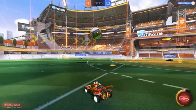 Watch and share Rocket League GIFs by aykyle on Gfycat