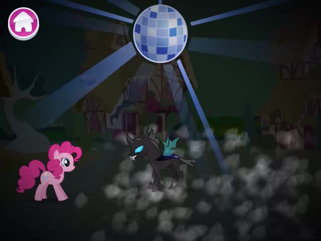 Watch and share Pinkie Pie GIFs and Dancing GIFs by Q&A on Gfycat