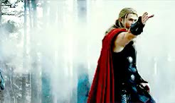 Watch and share Thor Odinson GIFs and Dailymarvel GIFs on Gfycat