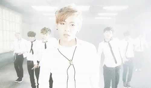 Watch nope GIF on Gfycat. Discover more bangtan, bts, freaking cutie, kim taehyung, my gif, taehyung, v GIFs on Gfycat
