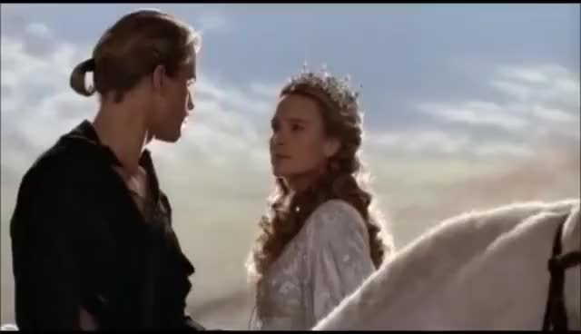 Watch The Princess Bride - Last Kiss GIF on Gfycat. Discover more related GIFs on Gfycat
