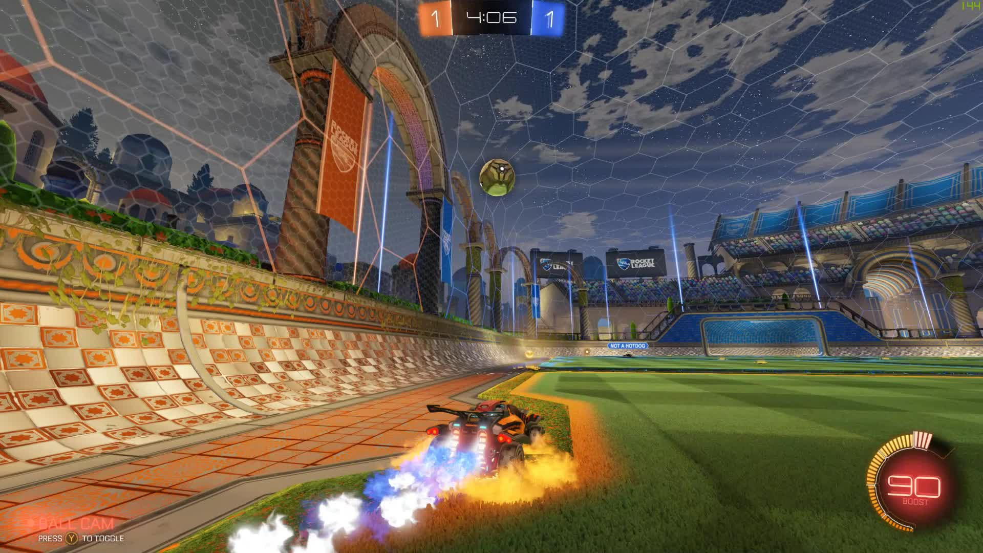 RocketLeague, nailed it GIFs