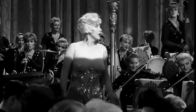 I Wanna Be Loved, Marilyn Monroe GIFs