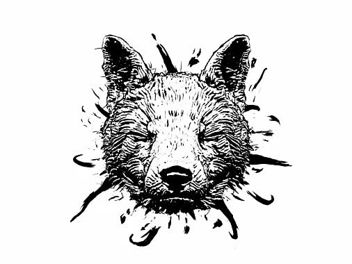 Watch and share Fox In 3D Ink GIFs on Gfycat