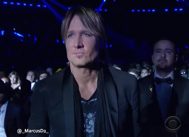 Watch and share Keith Urban At The Grammys GIFs by MarcusD on Gfycat