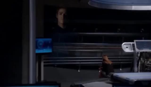 Watch and share The Flash 1x03 - Snowbarry Scenes (Barry/Caitlin) - Part2 GIFs on Gfycat