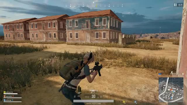 Watch and share PLAYERUNKNOWN'S BATTLEGROUNDS 2018.05.05 - 01.59.28.03.DVR GIFs by mega4455 on Gfycat