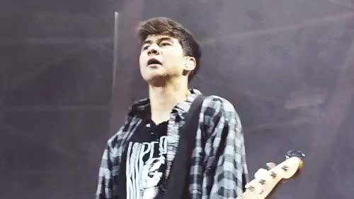 Watch and share 5 Seconds Of Summer GIFs and From My Video GIFs on Gfycat