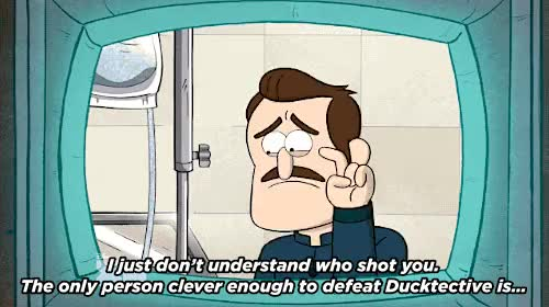 Watch and share Terrified Quack GIFs and Gravity Falls GIFs on Gfycat