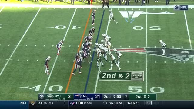 Watch and share 11 Van Noy And Roberts Stop Maguire For -2 GIFs on Gfycat