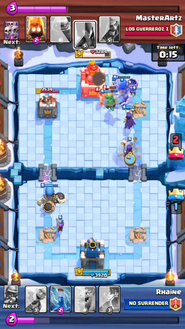 Watch Clash Royale epic replay GIF on Gfycat. Discover more clashroyale, mobile, supercell GIFs on Gfycat