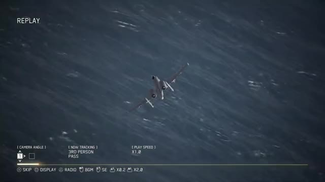 Watch and share ACE COMBAT™ 7: SKIES UNKNOWN_20190124204612 GIFs on Gfycat