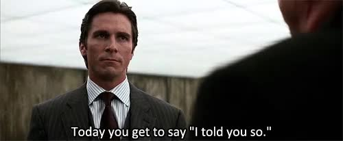 Watch and share The Dark Knight GIFs and Christian Bale GIFs on Gfycat