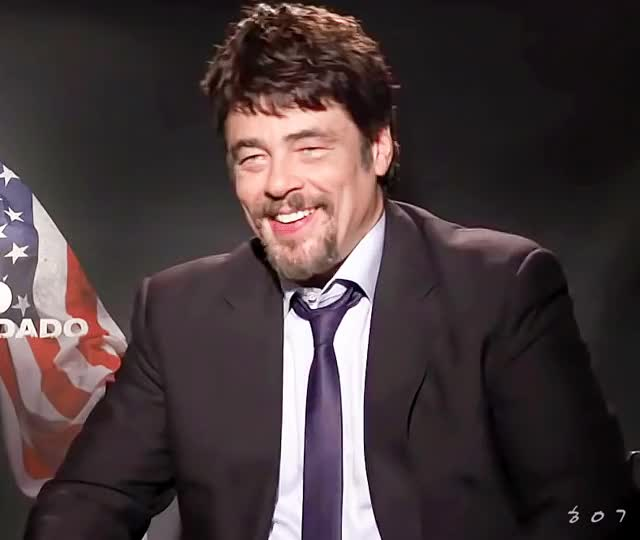 Watch and share Benicio Del Toro GIFs and Tuxedo GIFs on Gfycat