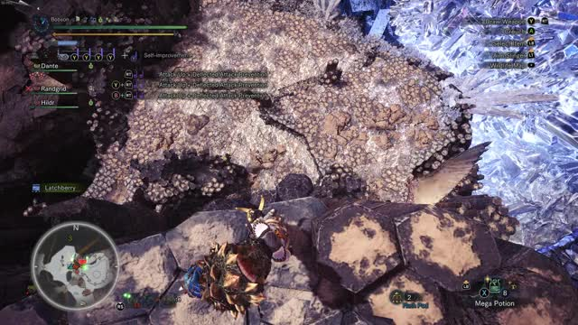 Watch and share Monster Hunter World 2020.01.06 - 23.13.57.04.DVR GIFs by thebobson on Gfycat