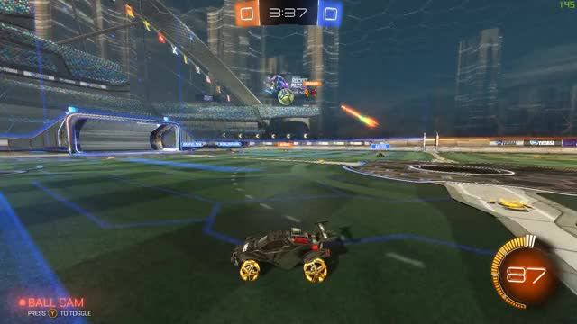 Watch and share Rocket League 2020.03.15 - 12.17.43.02.DVR Trim GIFs by Christopher Stephenson on Gfycat