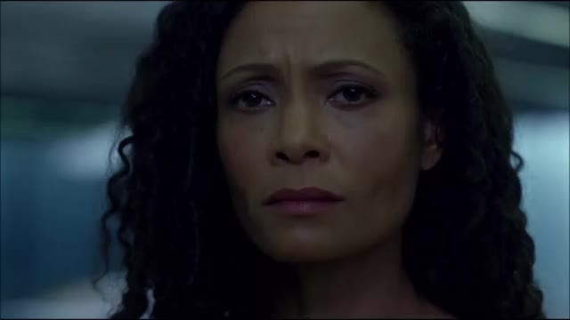 Watch this crying GIF by GIF Master Blaster (@xitenik) on Gfycat. Discover more Thandie Newton, westworld, westworldseason1ep7, wws1ep7 GIFs on Gfycat