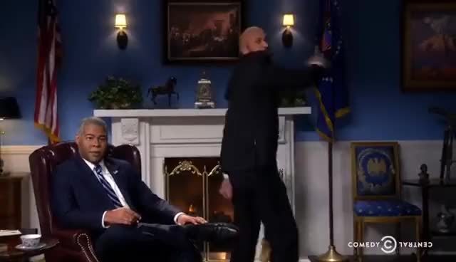 Watch Key & Peele - Obama and Luther's Farewell Address - Uncensored GIF on Gfycat. Discover more related GIFs on Gfycat