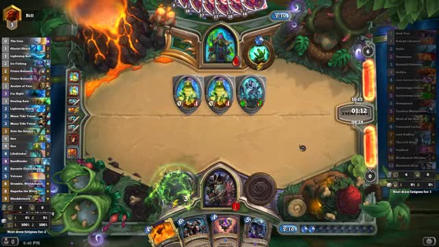 Watch On the Edge GIF by KingNothing2000 (@kingnothing2000) on Gfycat. Discover more hearthstone GIFs on Gfycat