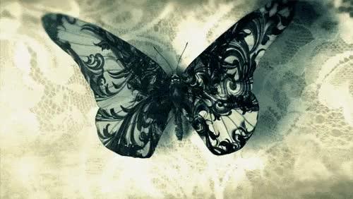 Watch ala GIF on Gfycat. Discover more beautiful, black, butterfly, gif, grunge, lace, whoa, wow GIFs on Gfycat
