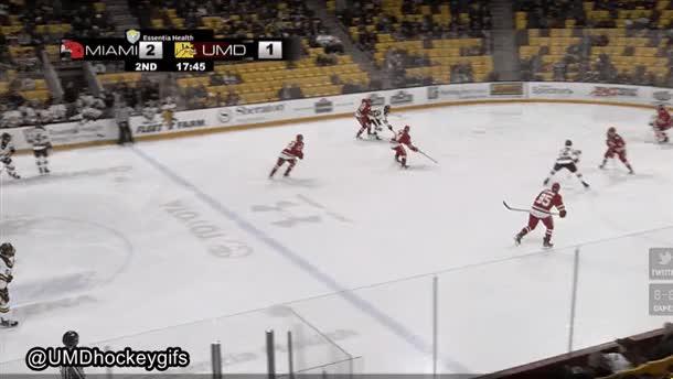 Watch and share Larkin Injury GIFs by UMD hockey gifs on Gfycat
