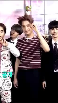 Watch and share Love Me Right GIFs and Kim Jongin GIFs on Gfycat