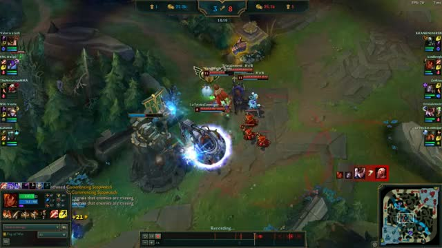 Watch and share Ezreal Predict GIFs by Lindbergh on Gfycat