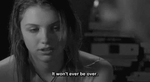 hannah murray, never, never will GIFs