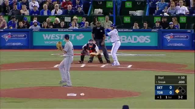Watch and share Toronto Blue Jays GIFs and Detroit Tigers GIFs by benfbailey on Gfycat