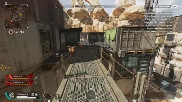 Watch and share Apexlegends GIFs by sprandel on Gfycat